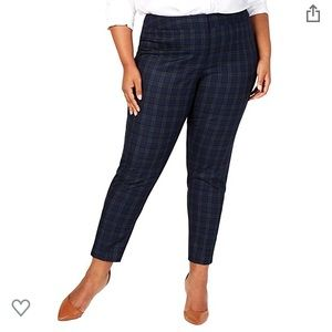Tommy Hilfiger Ashby ankle straight leg pants